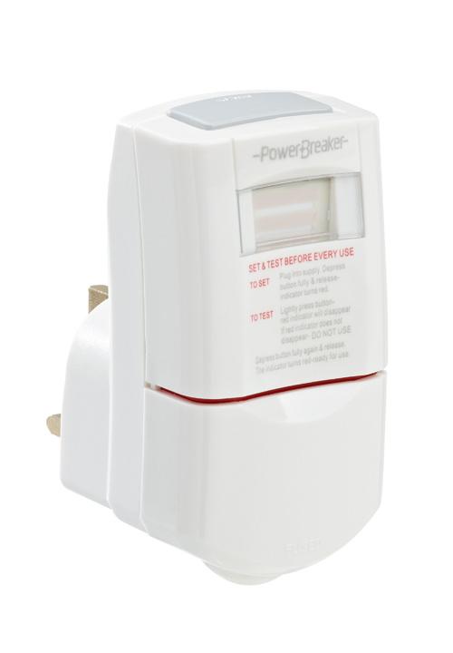 PowerBreaker RCD Plug- 13A