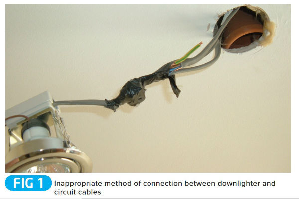 Issues Surrounding Electrical Connections
