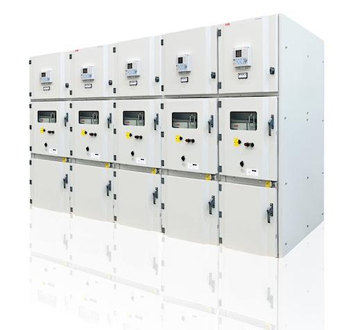 ABB's digital concept for MV switchgear is ready for