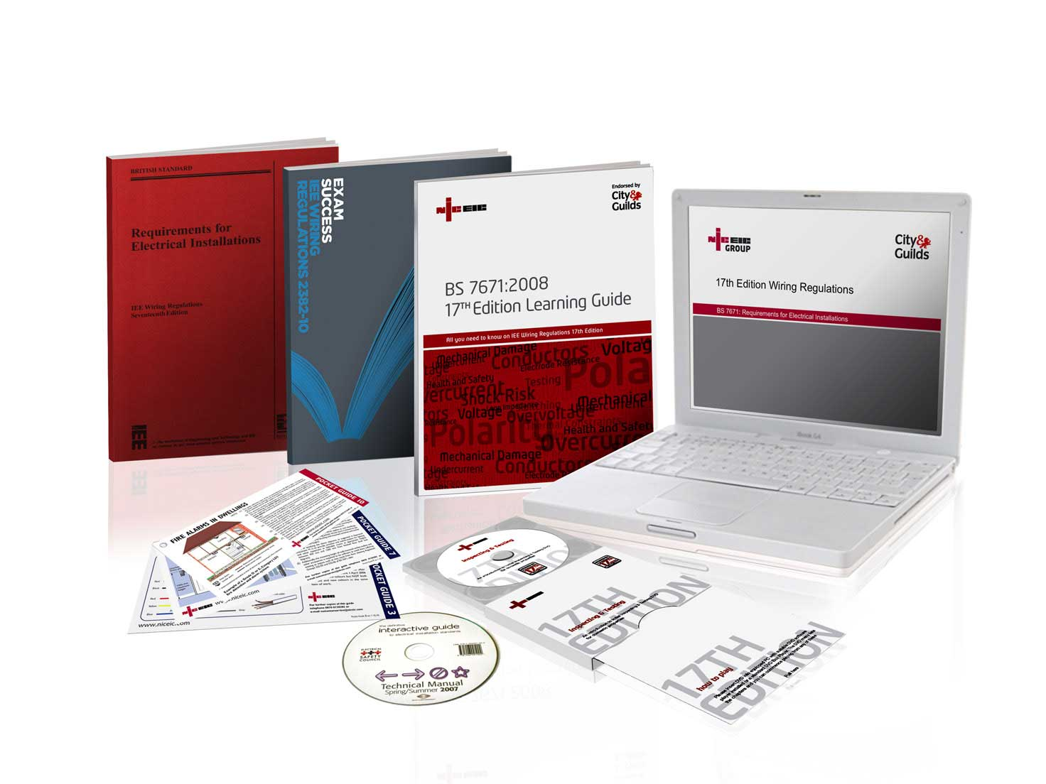 Niceic Supports Tutors With 17th Edition Pack Iee Wiring Regs 1