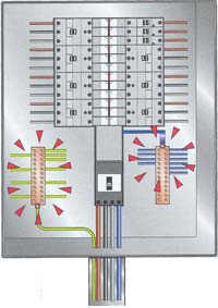 Excellent Wiring At Consumer Units And Distribution Boards Wiring Digital Resources Funapmognl