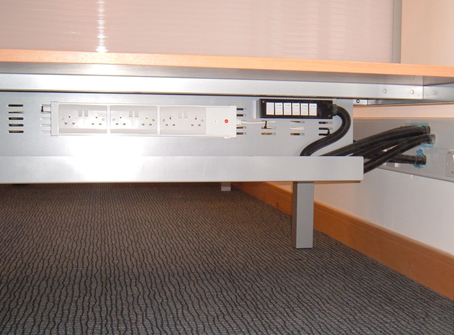 Bespoke Desk Unit Solutions From Marshall Tufflex