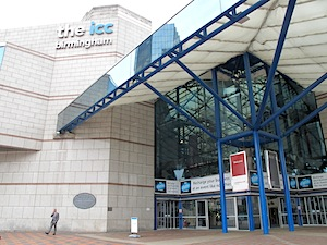 the icc birmingham where voltimum attended the electric event