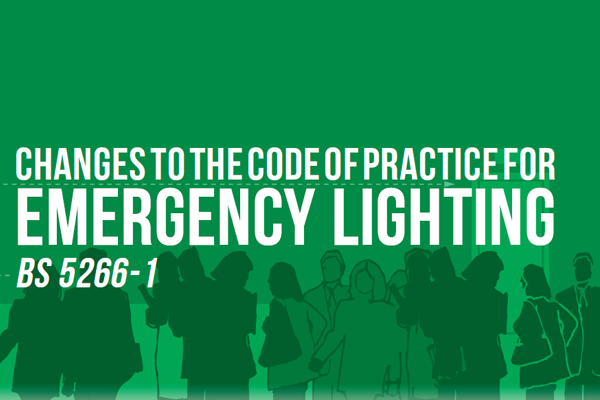 changes to the code of practice for emergency lighting