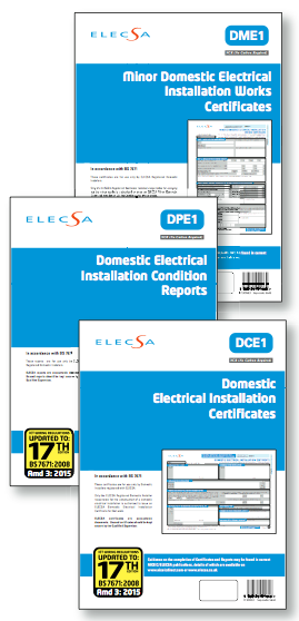Certification By Elecsa