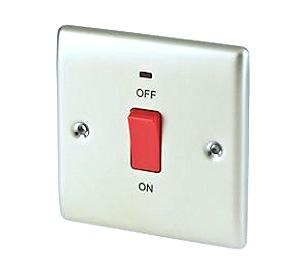 Q & A of the Day – Can a cooker switch be located in a Wiring Regulations Cooker Switch on ice maker switch, hood switch, fireplace switch, microwave switch, car switch, lighting switch, alarm switch,